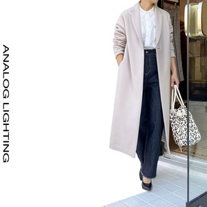 Long Coat/OFF BEIGE