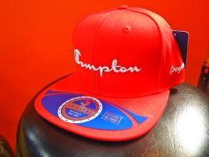 コンプトン キャップ (COMPTON)RED