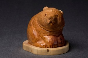 座り熊〈イチイ〉-8
