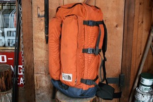 USED 80s THE NORTH FACE CREVASSE Backpack B0522