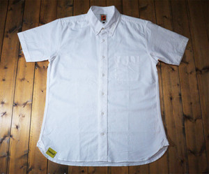 2018 S/S OXFORD SHIRT <WHITE>