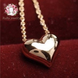 Stainless heart(necklace)