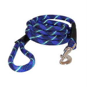 AUBURN (オーバーン) Reflective Rope Snap Leash【ブルー】