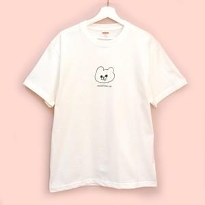 〈KEDAMONO Lab. 〉らくがきTシャツ クリスピー
