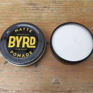 Byrd Hairdo Products マットポマード 42g