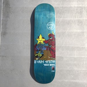 SCUMCO&SONS / Evan Smith GUEST BOARD / 8.25x31.7inch (20.95x80.5cm)