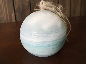 Sphere Candle(商品No.S-0003)