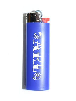 LOGO LIGHTER blue