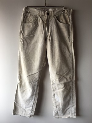 LEVI'S 519 Corduroy Pants Big E