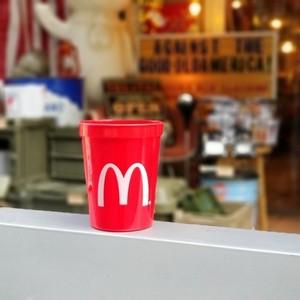 U.S McDonald's マクドナルド スタジアムカップ 12oz