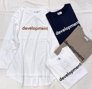 siro(シロ) highgauge cotton Print t-shirt  2021秋物新作