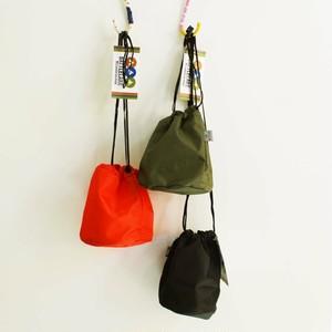 BATTLE LAKE バトルレイク CINCH BAG  シンチバッグ ミニショルダー巾着バッグ