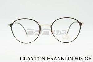 安田章大・蛯原友里さん着用モデル CLAYTON FRANKLIN(クレイトンフランクリン) 603 GP