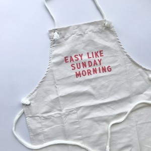 EASY LIKE SUNDAY Apron Adult