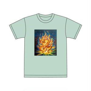 Gravityfree × barTAKIBI デザイン限定カラーTシャツ