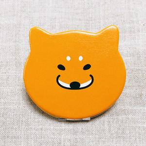 【限定】Wコンパクトミラー(柴犬ラク)