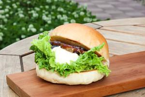 【ハンバーガー】てりやき和風バーガー《チーズ》セット