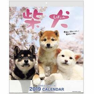 【壁掛け】まるごと柴犬カレンダー