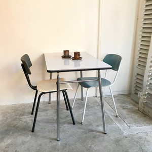 """""""TAVO"""" Style Kitchen Table 1960's ベルギー A"""