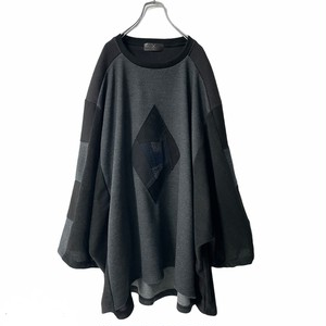 Wide-T-shirts PW (black)