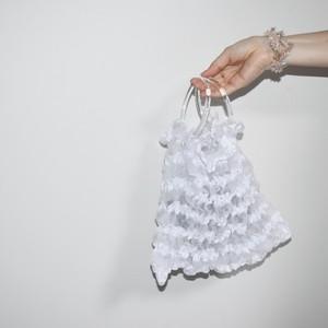 MIONA SHIMIZU ミオナシミズ shibori bag