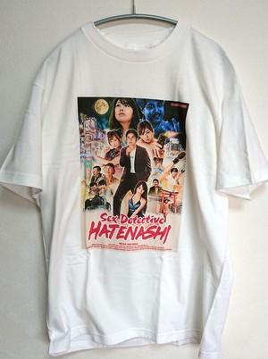 『新橋探偵物語』Tシャツ(A)白
