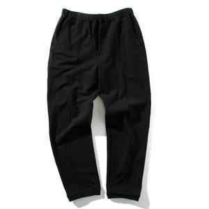 mellow edging sweat pants(black)