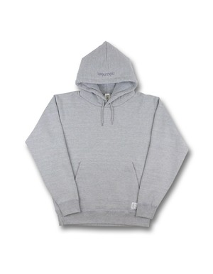 None but ourselves Hoodie / H.GREY