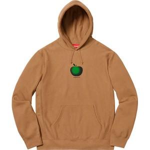 Supreme Apple Hoodie Sweatshirt