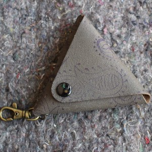 Tri△ngle paisley coin purce (tcp-13)