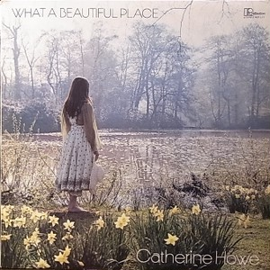 【LP】CATHERINE HOWE/What A Beautiful Place