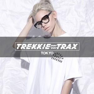 TREKKIE TRAX - T-SHIRTS (WHITE)