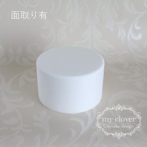 Φ15cm×H9cm ダミーケーキ