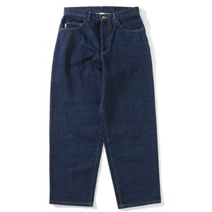 SO ORIGINAL 5 POCKET DENIM PANTS(ONE WASH)