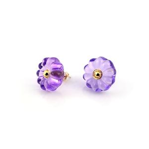 """flower glass_pierce """"purple rain"""""""