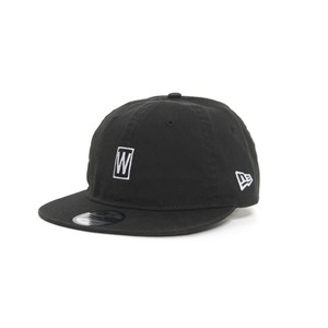 WHITE MOUNTAIN EXPERIMENT NEW ERA® 9TWENTY CAP - BLACK