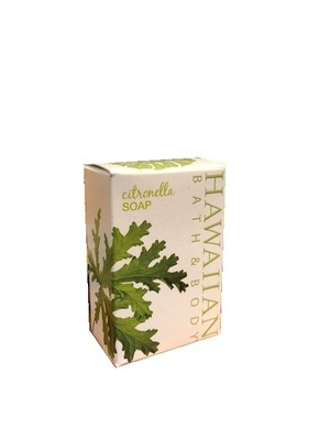 Hawaiian Bath And Body Soap Citronella