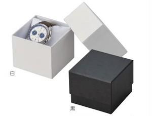 時計・ブレスレット・バングル用ボックス クッション付き 10個入り AR-W207