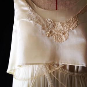 No.002-d    wedding dress  - pattern sample