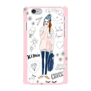 { dreaming girl } iPhone6/6sケース