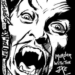 SUSPENSE - Murder with the axe  7""