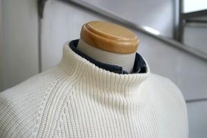 have a good day 8Gボトルネックセーター(#7855)