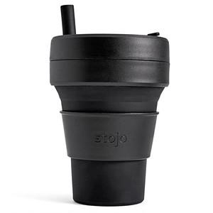 再入荷! stojo(ストージョ)BIGGIE 16oz/470ml 折り畳みマイカップ