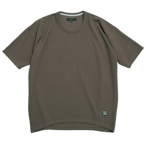 quolt DRY-THERMAL CUTSEW / クオルト カットソー / ARMY-BROWN / 901T-1318