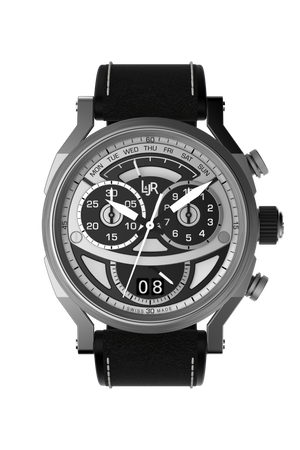 L&JR  STEP ONE CHRONOGRAPH