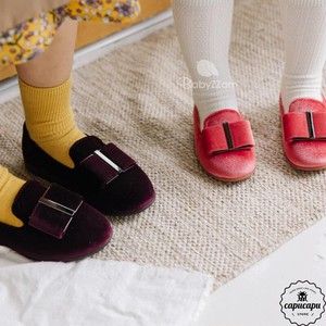 «sold out» buckle loafers バックルローファー