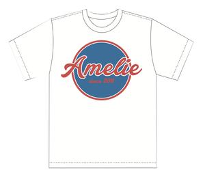 サークルロゴTシャツ【ホワイト】