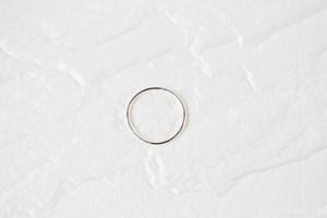 【silver】fine ring