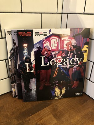 """212.MAG / """"Legacy The BOXXX"""" -Three Issues in One Box- 2nd Edition ご予約"""