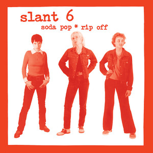 SLANT6/soda pop rip off